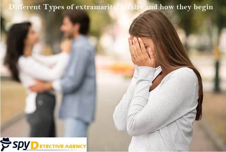 Different types of extramarital affairs and how they begin