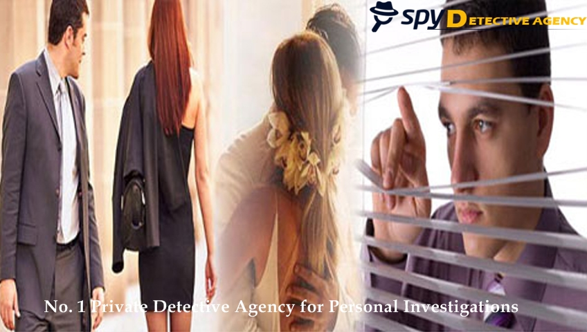 No. 1 Private Detective Agency for Personal Investigations